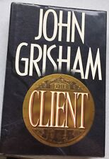 John Grisham The Client 1993 Hard Cover