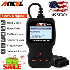 ANCEL AD310 Classic Enhanced Universal OBDII Scanner Check Engine Code Reader US