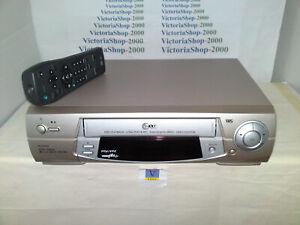 LG BC969NI VHS VCR Video Recorder -6 Head- Nicam HiFi -Auto Head Cleaner-NTSC PB