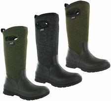 BOGS Wellingtons Crandall Boots Womens Fur Lined Waterproof Winter - 25c 72036