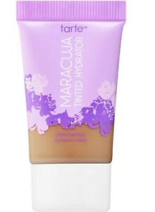 tarte Maracuja Hydrating Tinted Moisturizer Color: 34N medium neutral - 0.5 oz