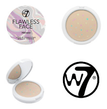 W7 Cosmetics Flawless Face Pressed Colour Correcting Mineral Powder