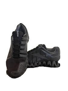 Reebok Zigwild TR2 Zigtech Black Charcoal Training Running Shoes Mens 8.5