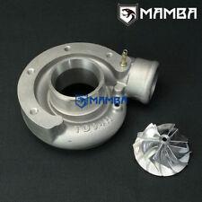 "MAMBA 2.35"" Mitsubishi TD04H 19T Turbo Compressor Housing with 6+6 Billet Wheel"