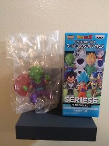 °NEW° Banpresto WCF Dragon Ball Z Series 6 Mini Figure °PICCOLO° 6-4