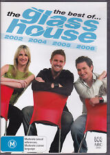 The Glass House - DVD (Signed by Anderson/Grant/Hughes + Ticket)