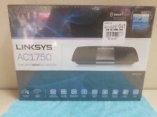 Linksys AC1750 4-Port Gigabit Wireless AC Router - EA6500 -  BRAND NEW SEALED!