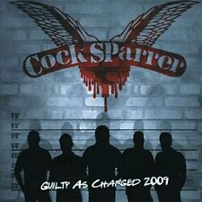 Cock Sparrer - Guilty As Charged (2009) [CD]
