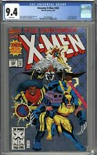 Uncanny X-Men #300 CGC 9.4 NM Anniversary Issue WHITE PAGES