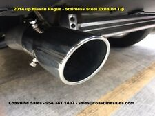 Nissan Rogue Exhaust Tip Custom Fitted OEM Specs