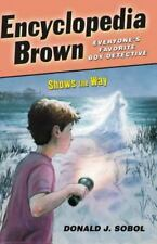 Encyclopedia Brown Shows the Way, David J. Sobol,0142410861, Book, Good