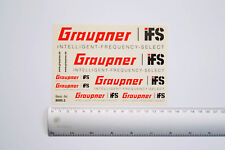 Graupner IFS Sticker 8005.2