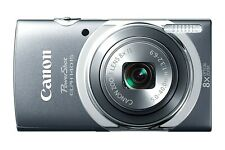 CANON POWERSHOT ELPH140IS 16 MPIXEL 8X ZOOM GOOD CONDITION