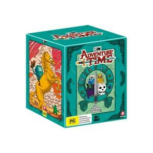 Adventure Time Complete Collection 1 - 10 DVD Box set R4 New