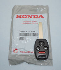 NEW SEALED OEM 09-15 HONDA PILOT SUV MASTER KEY KEYLESS REMOTE FOB KR55WK49308
