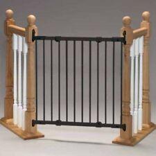 Kidco G151 Premier Gateway Pressure Mounted Gate Black Brand New! Open Box!!