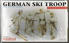 Dragon 1/35 German Ski Troop #6039