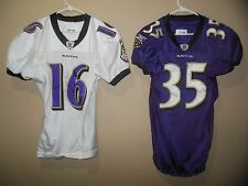 BALTIMORE RAVENS  GAME ISSUED  NFL FOOTBALL JERSEY