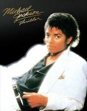 MICHAEL JACKSON POSTER (40x50cm) THRILLER NEW LICENSED ART