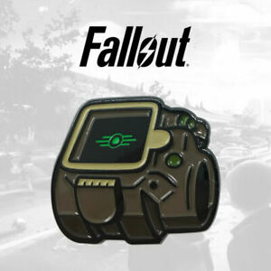 OFFICIAL FALLOUT PIP BOY LIMITED EDITION PIN BADGE BRAND NEW