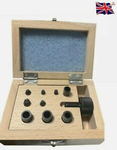 Tool Kit For Jewellers Ring Making Jig Wooden Box Durable Steel Calw Setting