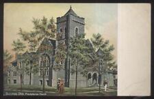 Postcard BUCYRUS Ohio/OH  Presbyterian Church w/Belle Tower 1907