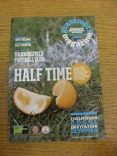 Revista de movilización de Dec-2010: edición 15-el único domingo Liga de fútbol Magazin