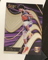 2018-19 Panini Select Phenomenon #40 Marvin Bagley III RC Rookie - NRMNT-MINT!!