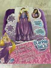 Blankie Tails | Disney RAPUNZEL Princess Dress Wearable Blanket Tangled Throw