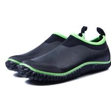 New Men Womens Waterproof Ankle Rubber Rain Boots Car wash Muck Mud Garden Shoes