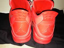 Air Jordan 11LAB4 University Red Patent Leather Sz. 13 NO BOX. Well maintained