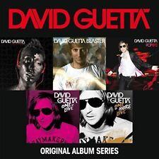 CD de musique house David Guetta avec compilation