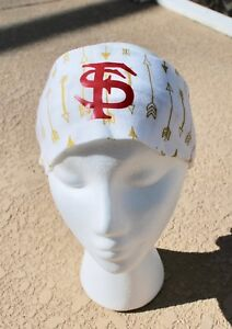 Florida State Seminoles FSU Noles Yoga Head Band Jersey Knit