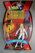 Toy Biz 1995 Marvel Generation X WHITE QUEEN