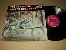 "ROCKER'S BAND 33 TOURS LP 12"" FRANCE ROLLING STONES HARLEY DAVIDSON MOTO ROCK"