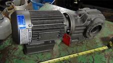 SEW Eurodrive DFT80N4-KS 1HP w/ KAZ37DT80N4-KS - Excellent w/ Warrantee !!