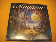 Cardsleeve Full CD MAGNUM Into The valley Of The Moonking PROMO 12TR 2009 symph