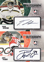 07-08 ITG Tobias Stephan Auto Heroes & Prospects Autograph