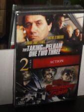 The Taking of Pelham 1 2 3 / Runaway Train (DVD) Vincent D'onofrio, Jon Voight,