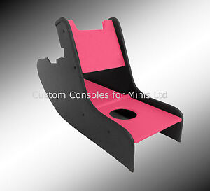 Custom Consoles Centre Console for Classic Mini PINK Budget Standard Other Color