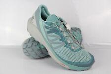 Salomon Women's Sense Ride 4 Shoes Size 8 Pastel Turquoise / Lunar Rock / Slate