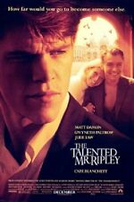 The Talented Mr. Ripley Orig Rolled Double Sided Movie Poster Matt Damon 1999