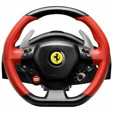 Thrustmaster Ferrari 458 Spider Racing Wheel Only Steering fault XBOX ONE(37961)