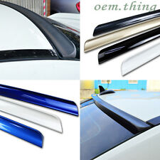 Painted SAAB 9-3 9 3 Turbo X Rear Roof Spoiler Wing 4D Sedan 2008-2012 PUF