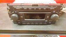 Audio Equipment Radio Receiver Radio AM-FM CD Player Fits 05-07 DAKOTA 454922