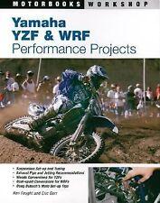 Yamaha YZF & WRF Performance Projects (Motorbooks Workshop)-ExLibrary