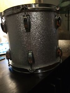 Ludwig Classic maple Tom Silver Sparkle