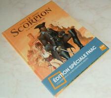 Scorpion 12 MARINI Le Mauvais Augure TL Variant FNAC Collector Limité Epuisé EO