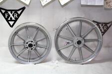 Harley mag wheels '99 down FXR Dyna XL NICE!! silver FXD FXRT FXRP FXRD EPS19906
