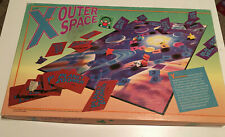 Discovery 1986 X from Outer Space Board Game Science Fiction Educational